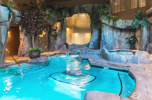 Pool at The Grotto Spa